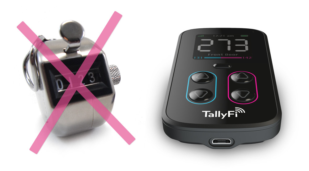 TallyFi Mechanical Clicker Comparison